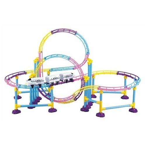 Купить CS Toys Стартовый набор Вихрь , RC663, Наборы, локомотивы, вагоны