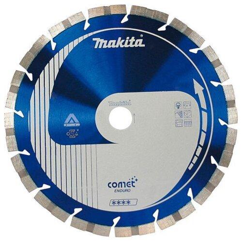 Диск алмазный отрезной 300x20 Makita B-13574 1 шт. алмазный диск makita 150х22 2мм economy b 28101