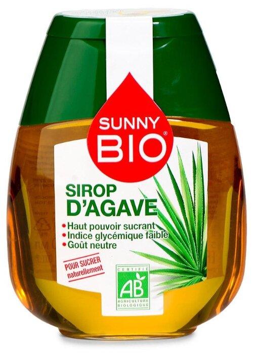 Sunny Bio Сироп Агавы жидкость