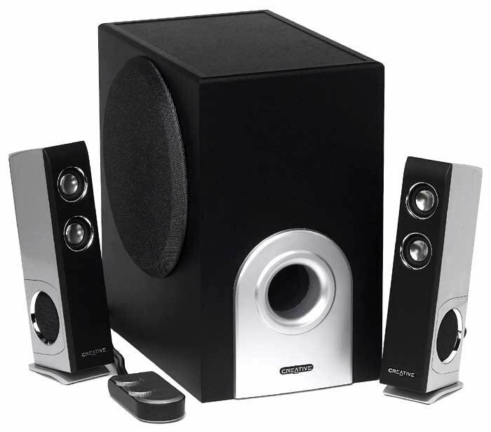 Компьютерная акустика Creative I-Trigue L3500