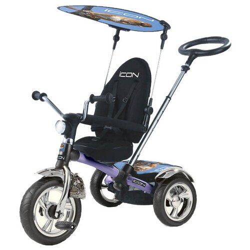 цена на Трехколесный велосипед Icon 3 RT Lexus Trike Original silver blue puma