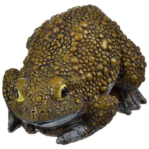 Садовая фигура Inbloom Лягушка древесная коричневый fg 6158 mc фигура лягушка магистр sealmark