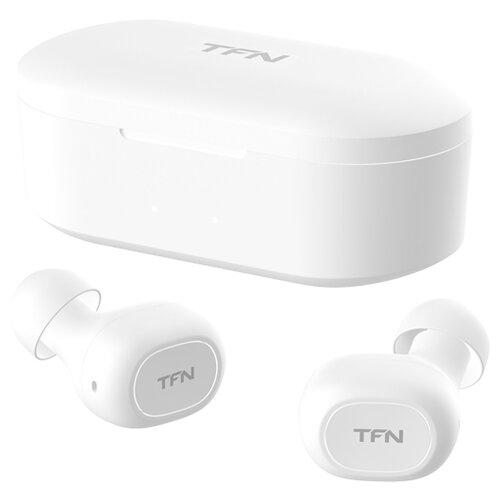 Беспроводные наушники TFN Boost, white беспроводные наушники tfn boost white