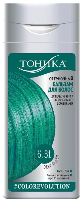 Тоника Colorevolution Оттеночный бальзам для волос 6.31