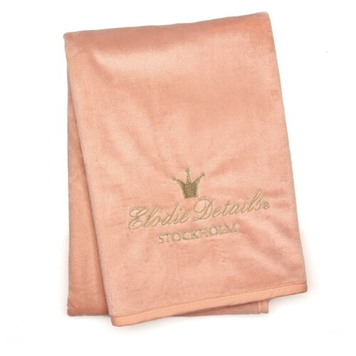 Купить Плед Elodie Details Faded Rose 75х100 см розовый, Покрывала, подушки, одеяла