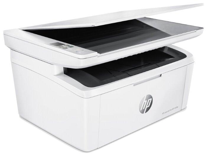 МФУ HP LaserJet Pro MFP M28w white