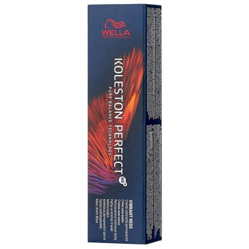 Wella Professionals Koleston Perfect Me+ Vibrant Reds Краска для волос, 60 мл, 6/34 Медовый пунш wella professionals koleston perfect me vibrant reds краска для волос 60 мл 7 34 вишневый грог