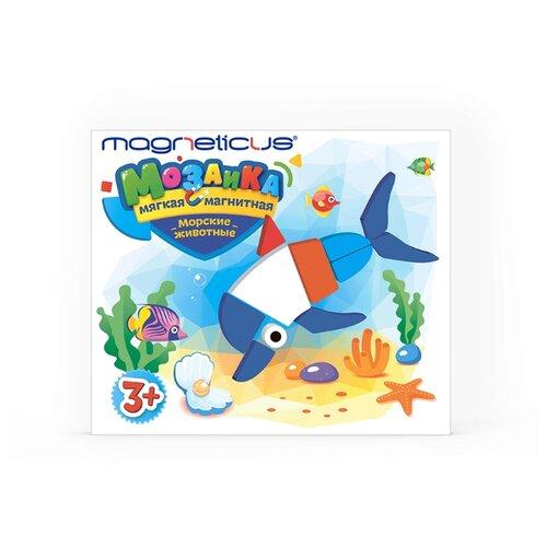 Magneticus Магнитная мозаика Морские животные (MA-61)