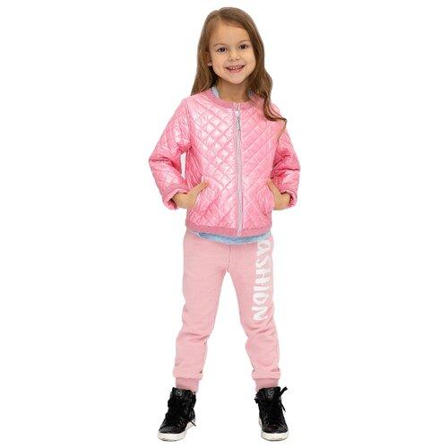 Купить Куртка Gulliver 12001GMC4101 размер 128, розовый, Куртки и пуховики