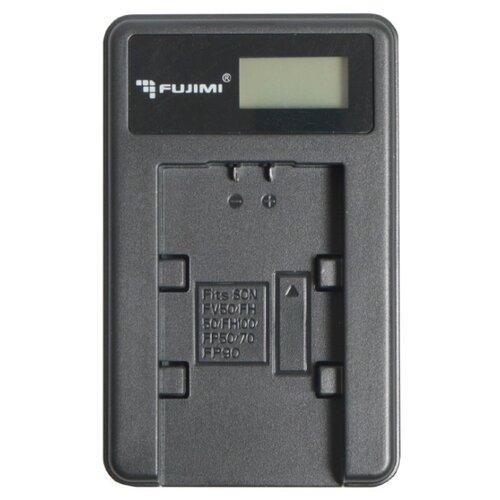 Фото - Зарядное устройство FUJIMI UNC-FV70 аккумулятор fujimi fben el15s