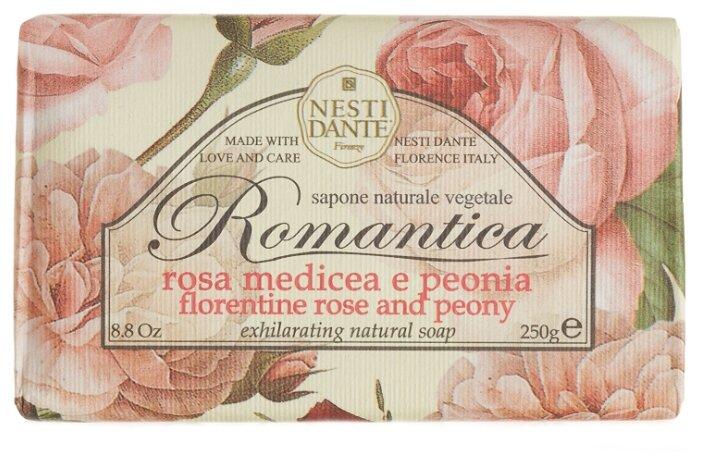 Мыло кусковое Nesti Dante Romantica Florentine Rose and Peony