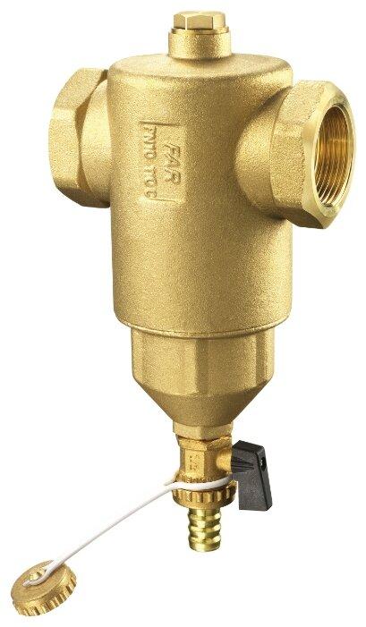 Фильтр механической очистки FAR FA 2200 114 муфтовый (ВР/ВР), латунь