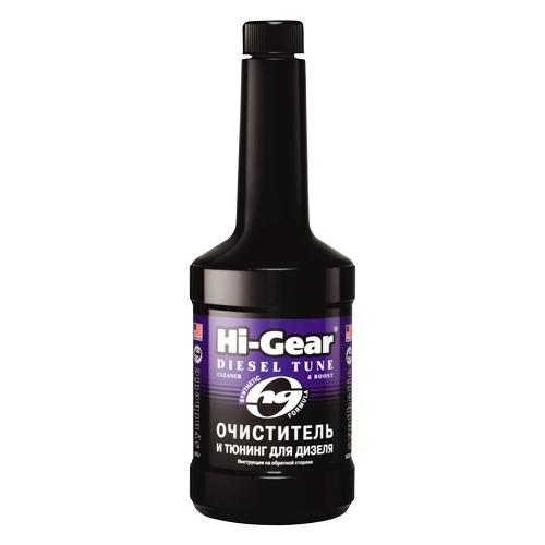 Hi-Gear HG3444 Синтетический очиститель форсунок и тюнинг для дизеля 0.473 л