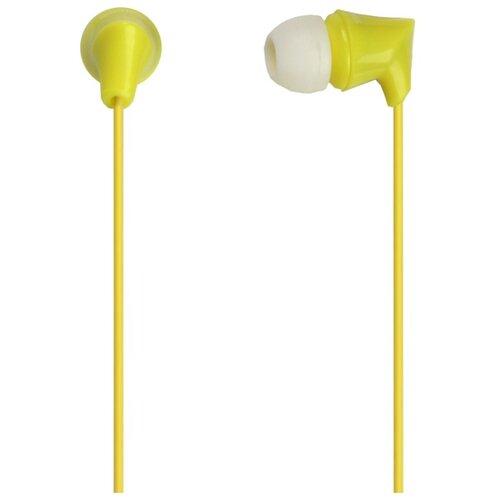 Наушники SmartBuy Junior желтыйНаушники и Bluetooth-гарнитуры<br>