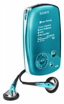 Плеер Sony NW-A1000