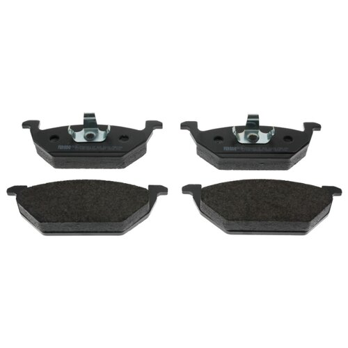 Дисковые тормозные колодки передние Ferodo FDB1094 для Audi, SEAT, Skoda, Volkswagen (4 шт.) дисковые тормозные колодки передние marshall m2621974 для skoda volkswagen seat audi 4 шт