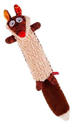Игрушка для собак GiGwi Plush Friendz Лиса (75368)