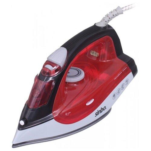 Утюг Sinbo SSI-6611 красный/серый/белый