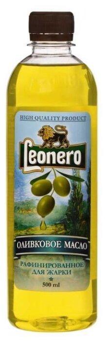 Leonero Масло оливковое рафинированное для жарки Pomace
