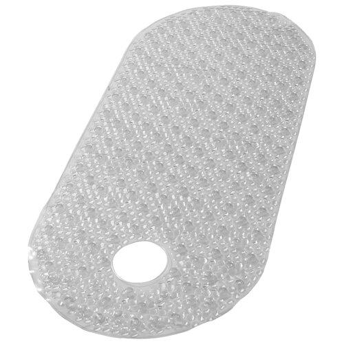 Коврик RIDDER Lense, 38x88 см прозрачный