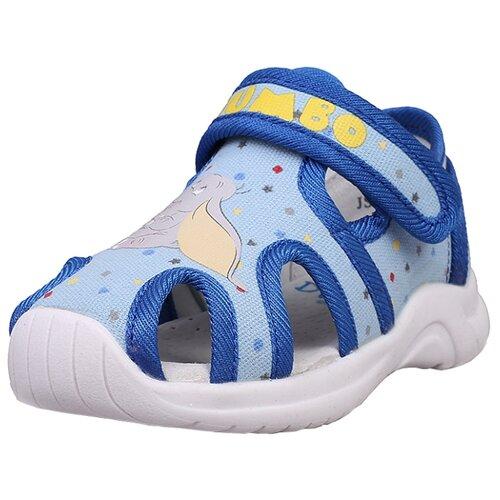 Сандалии kari Disney размер 24, светло-голубойОбувь для малышей<br>