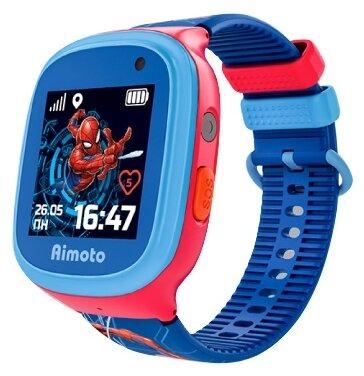 Умные часы Aimoto Marvel Человек-паук — купить по выгодной цене на Яндекс.Маркете