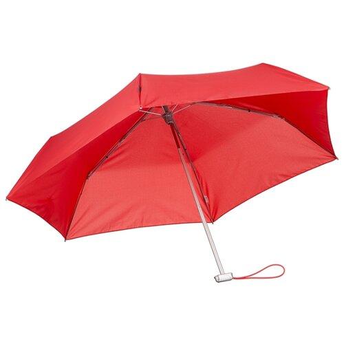 Зонт механика Samsonite Alu Drop S (6 спиц, маленькая ручка) коралловый
