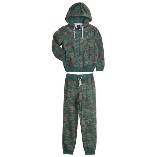 Спортивный костюм Daniele Patrici размер 11-12, хакиСпортивные костюмы<br>