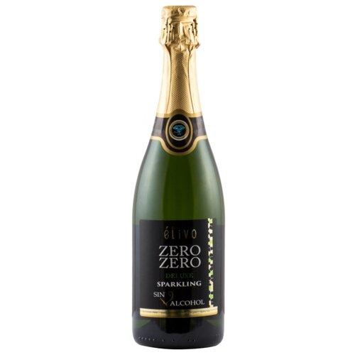Игристое белое вино безалкогольное Elivo Zero Zero Deluxe Espumoso, 0.75 л