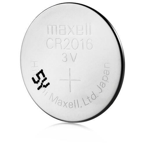 Фото - CR-2016 MAXELL 5/card maxell mc tw3506 укф интерактив
