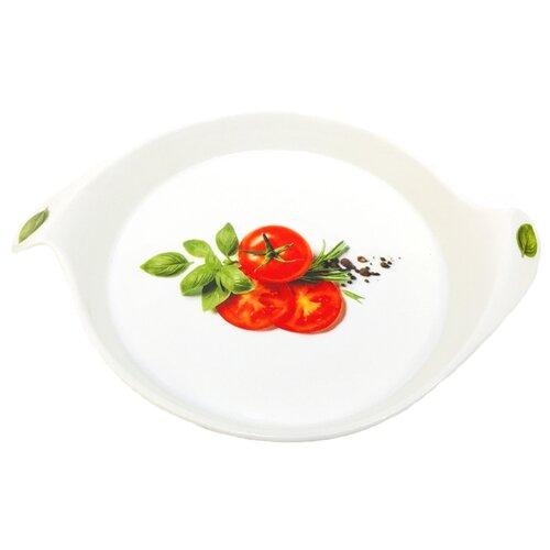 Millimi Блюдо Таверна 25х19.5х4 см белый