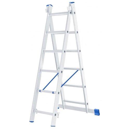 Лестница трансформер 2-секционная Сибртех 97906