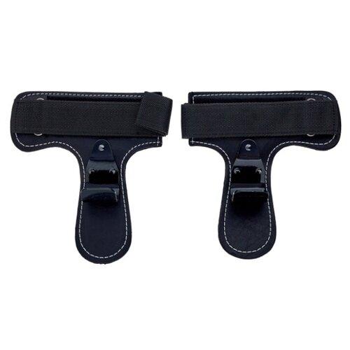 Крюки для рук 2 шт. GS SPORT GS 05 черный