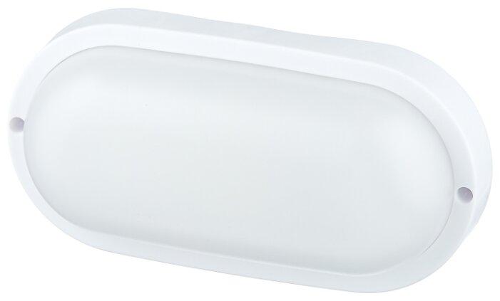Светильник светодиодный герметичный СПП 2401 12Вт 160-260В 960Лм IP65 240х160мм Овал (дневной белый 4000K)
