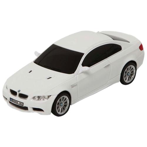Легковой автомобиль GK Racer Series BMW M3 (866-2803) 1:28 18 см белый автомобиль на радиоуправлении kidztech mini racer