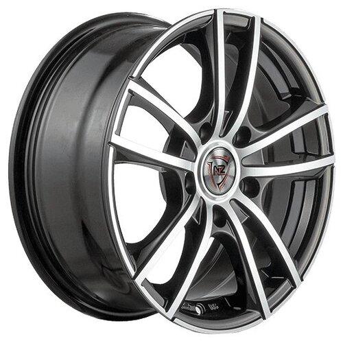 Фото - Колесный диск NZ Wheels F-20 6.5х15/5х105 D56.6 ET35, BKF колесный диск nz wheels sh676 7x18 5x105 d56 6 et38 bkf
