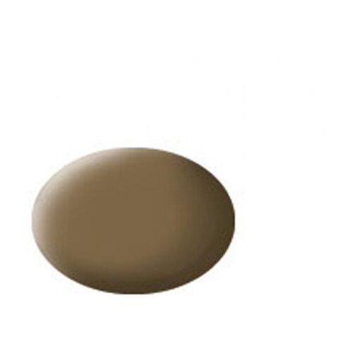 Краски для моделизма, акриловая, коричнево-земляного цвета, матовая