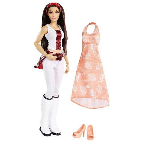 Кукла Mattel WWE Superstars Бри Белла с дополнительным нарядом, 30 см, FGW28