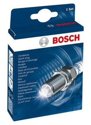 Свеча зажигания Bosch WS5F (0 241 245 555)