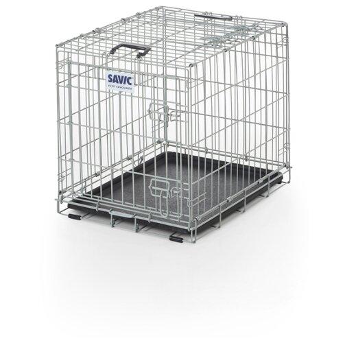 Переноска-клетка DOG RESIDENCE 61 серая