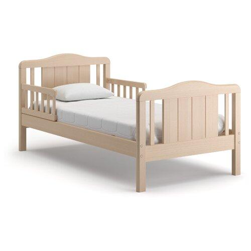 Кровать детская Nuovita Volo, размер (ДхШ): 167.5х87.5 см, спальное место (ДхШ): 160х80 см, каркас: массив дерева, цвет: sbiancato