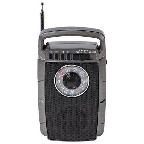 Радиоприемник Max MR-322 антрацит