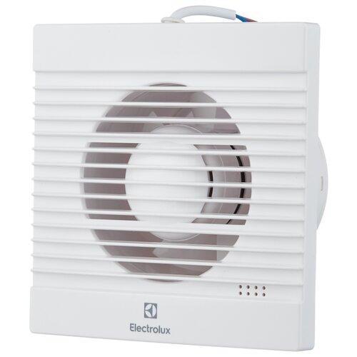 Вытяжной вентилятор Electrolux EAFB-120, белый 20 Вт