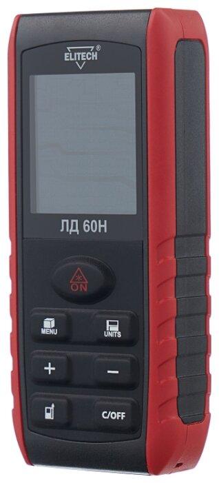Лазерный дальномер ELITECH ЛД 60Н