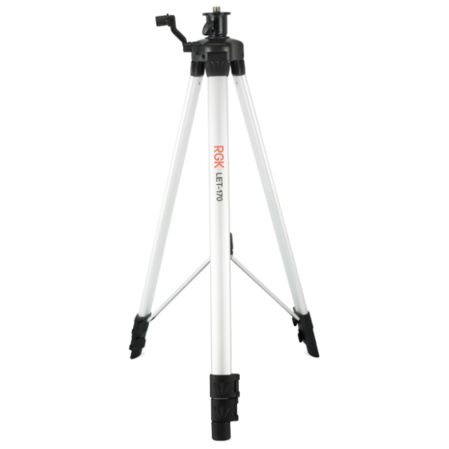 Штатив телескопический RGK LET-170 черный/серебристый