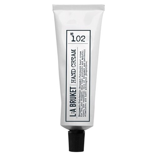 Купить Крем для рук L:A BRUKET 102 Bergamot/Patchouli 30 мл