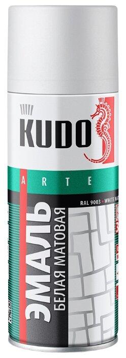 Эмаль KUDO универсальная 3P Technology матовая