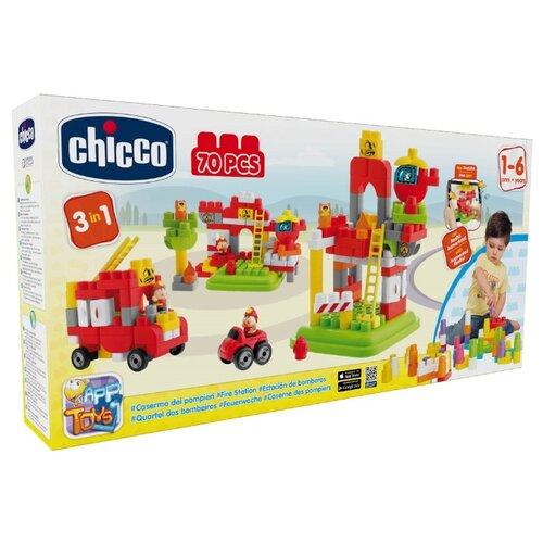 Конструктор Chicco App Toys 07424 Пожарная станцияКонструкторы<br>