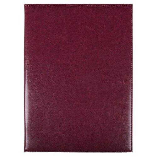 Фото - Папка для меню, Infolio, 335х250 мм, на винтах, искусственная кожа, бордо папка для тетрадей 258х220мм infolio инфолио study provence искусственная кожа на молнии