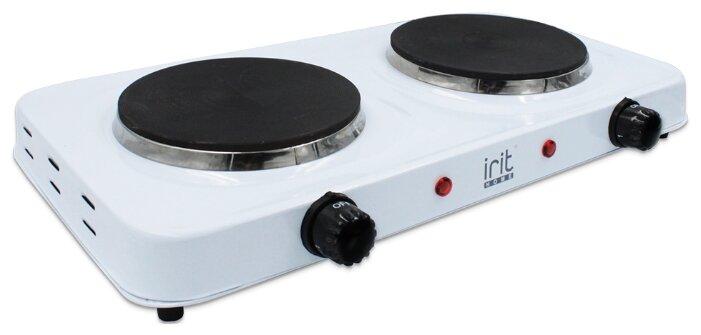 Электрическая плита irit IR-8008 — купить по выгодной цене на Яндекс.Маркете